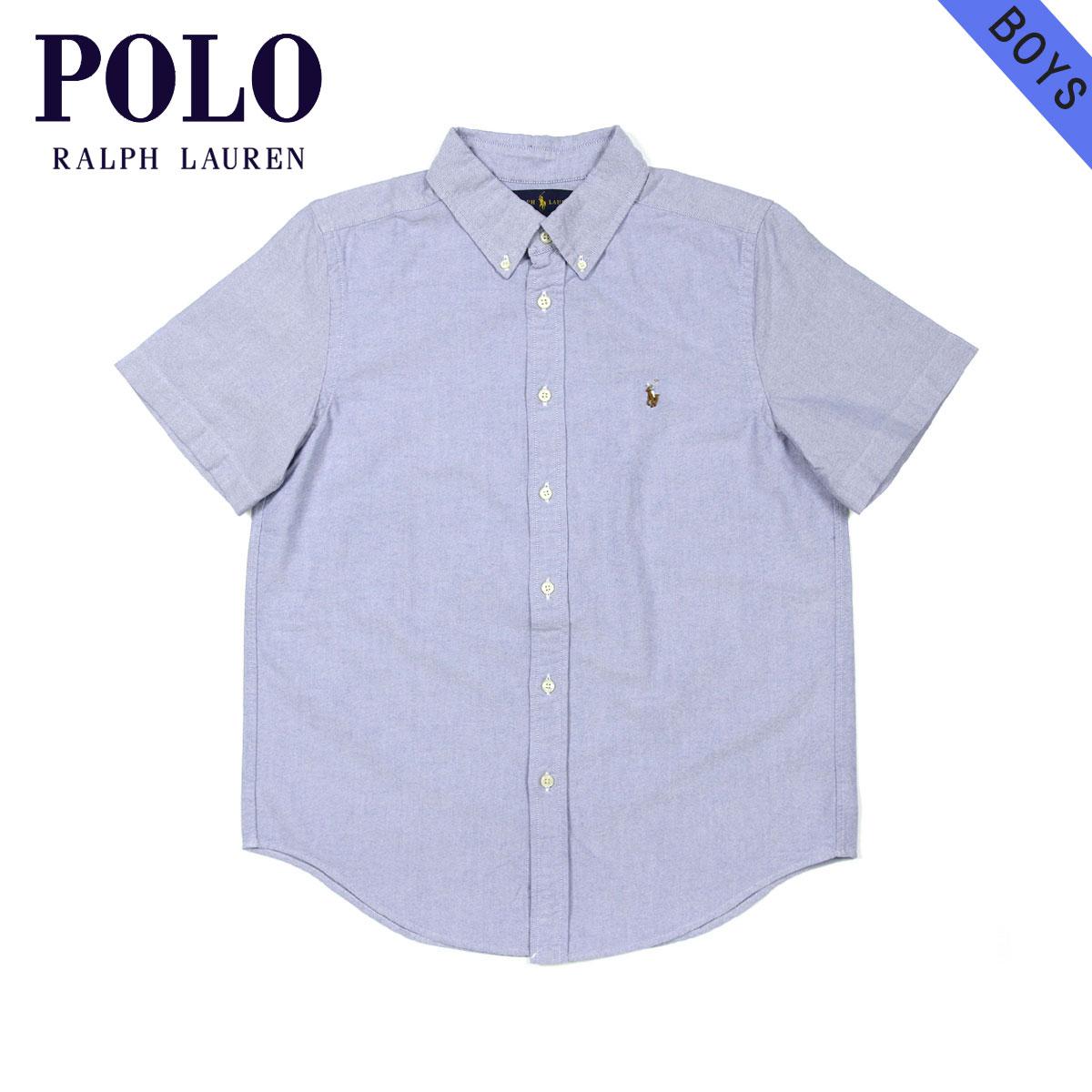Polo Children Short Children's Sleeves Cotton Kids Boys Shirt Ralph Article Regular Oxf Lauren Clothes eQrCodxBW