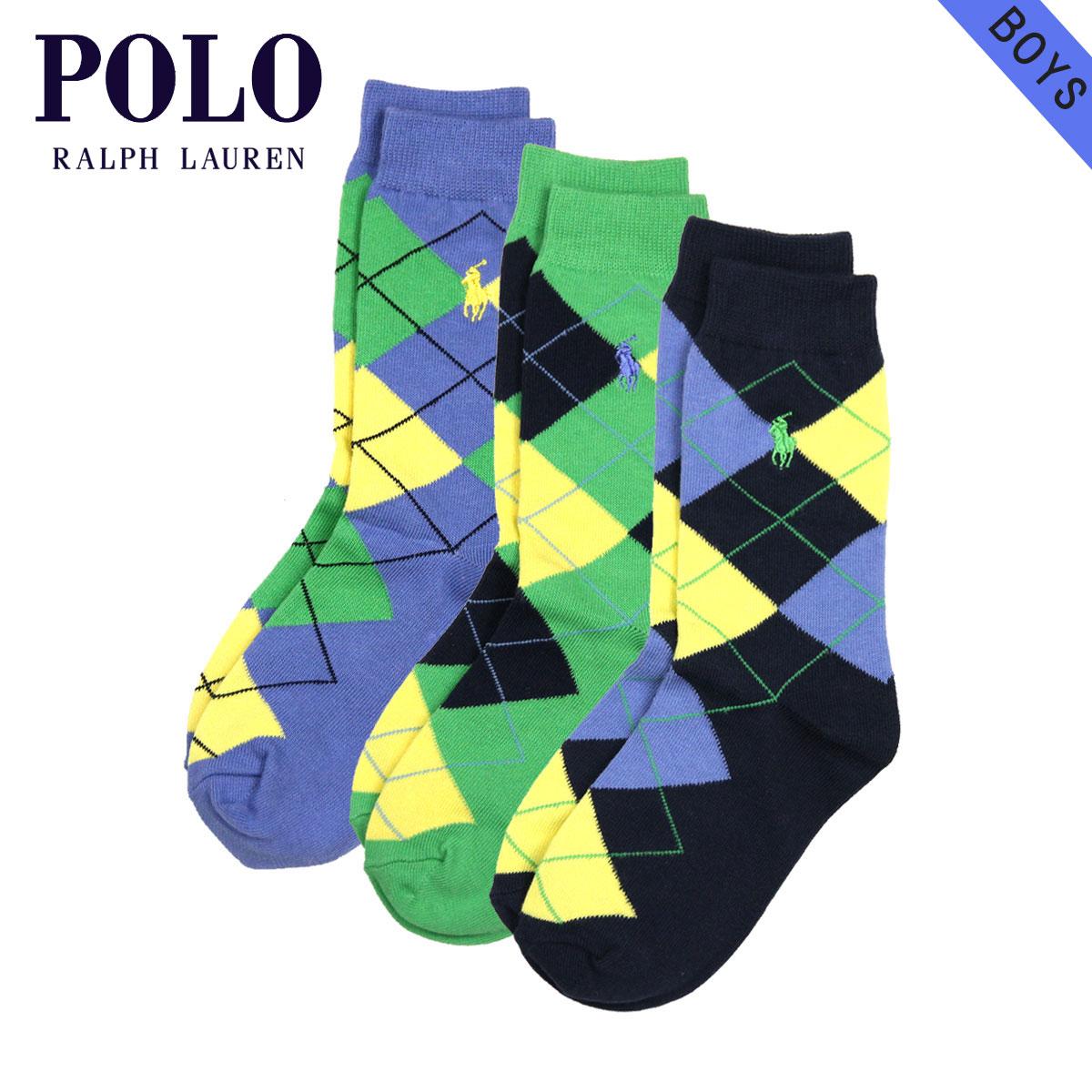 ae4d444c3 Rakuten Ichiba shop MIXON  Polo Ralph Lauren kids POLO RALPH LAUREN CHILDREN  regular article children s clothes Boys socks ARGYLE COTTON SOCK 3-PACK ...