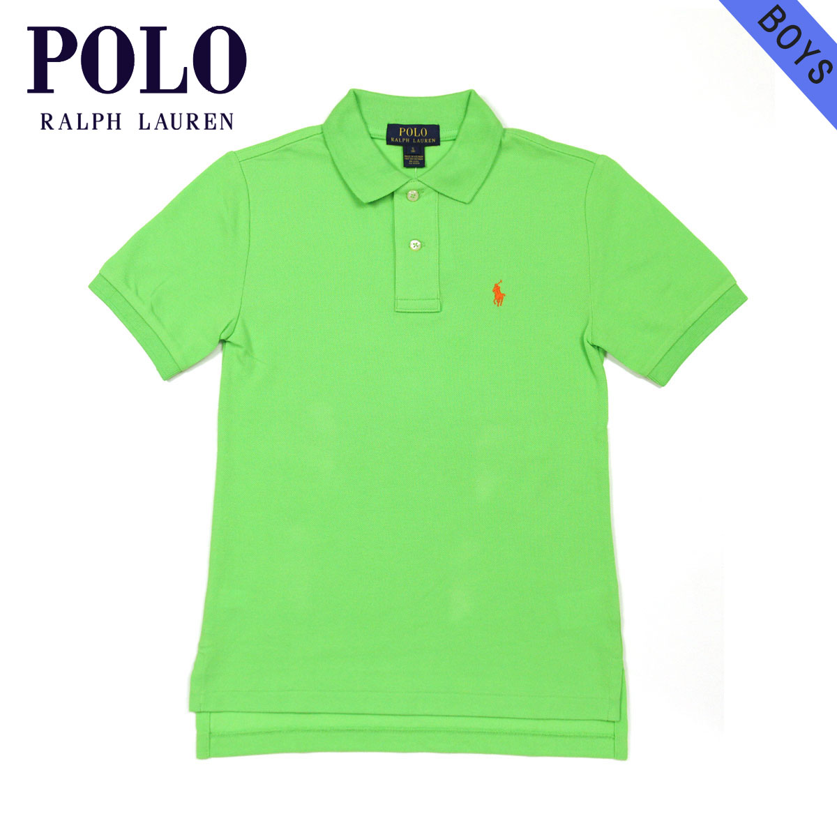 a36a9a32c23b Polo Ralph Lauren kids POLO RALPH LAUREN CHILDREN regular article children s  clothes boys polo shirt Pony Polo D20S30