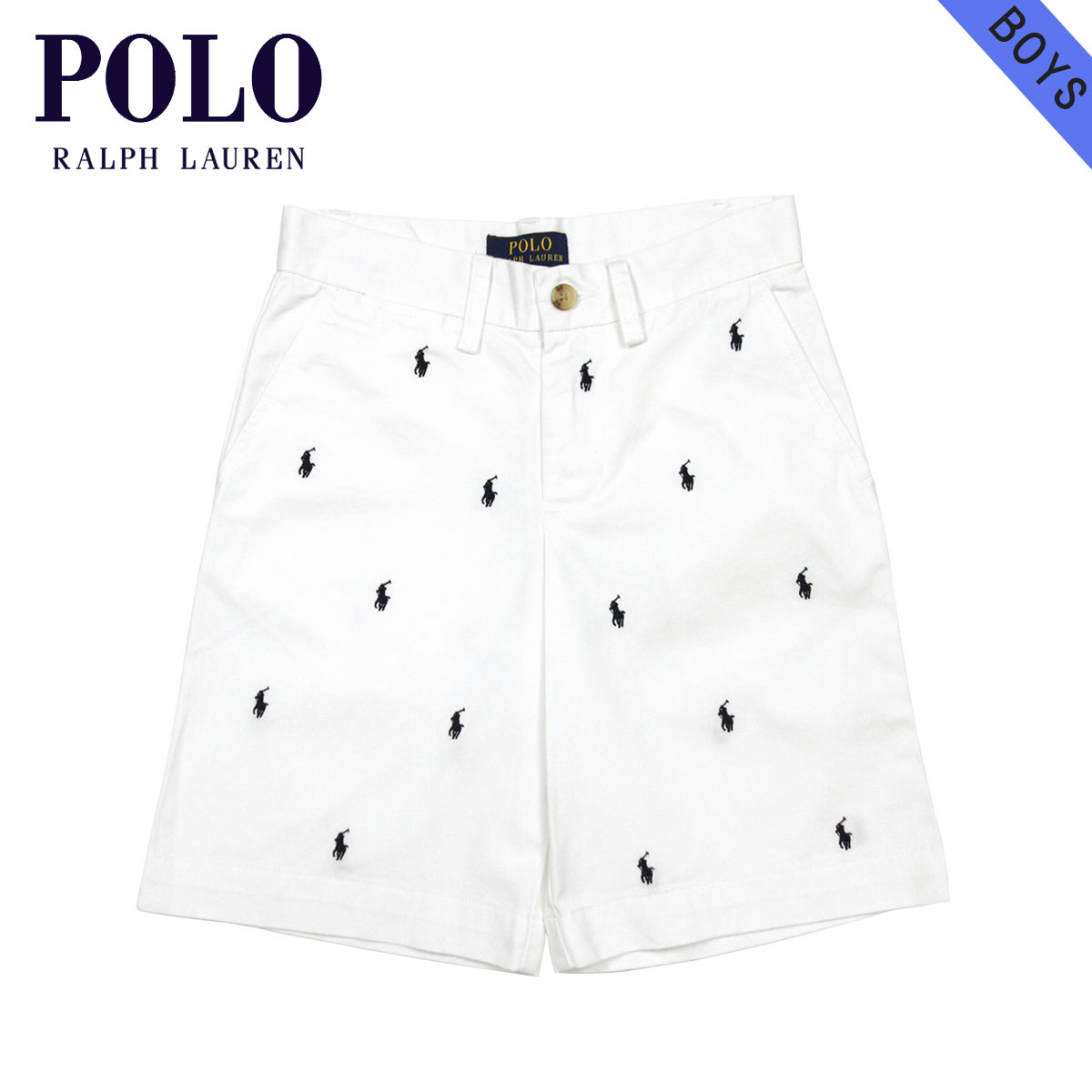 Polo Ralph Lauren Boy/'s Shorts