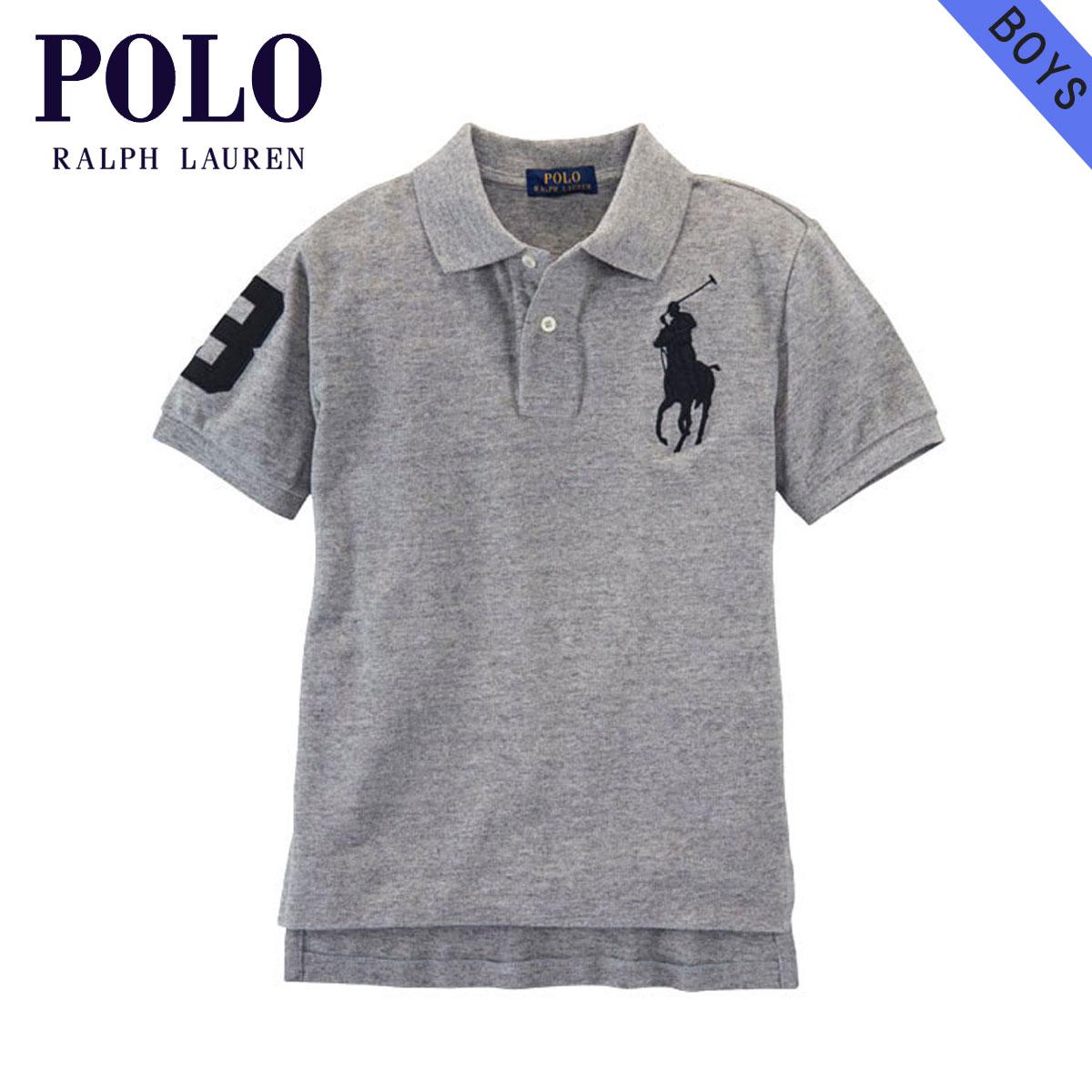 c7cd0a5534479 Polo Ralph Lauren kids POLO RALPH LAUREN CHILDREN regular article children s  clothes boys polo shirt BIG PONY COTTON POLO SHIRT 65353776 D00S15