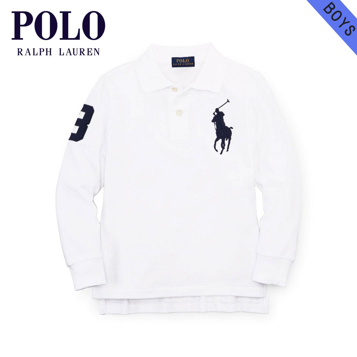 c8795589 Polo Ralph Lauren kids POLO RALPH LAUREN CHILDREN regular article children's  clothes boys long sleeves polo