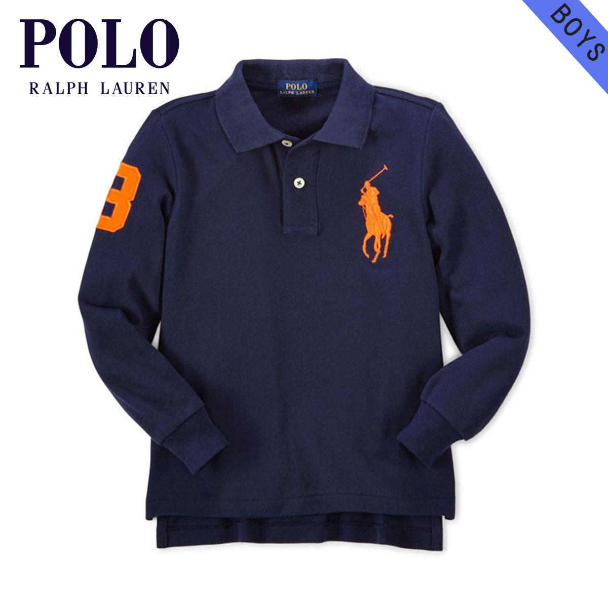 f6a46c87 Polo Ralph Lauren kids POLO RALPH LAUREN CHILDREN regular article children's  clothes boys long sleeves polo ...