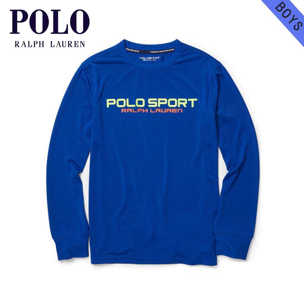 992c609b8dc0 Poloralflorenkids POLO RALPH LAUREN CHILDREN genuine kids clothes boys  long-sleeved T shirt LONG-SLEEVE PERFORMANCE TEE 66197846