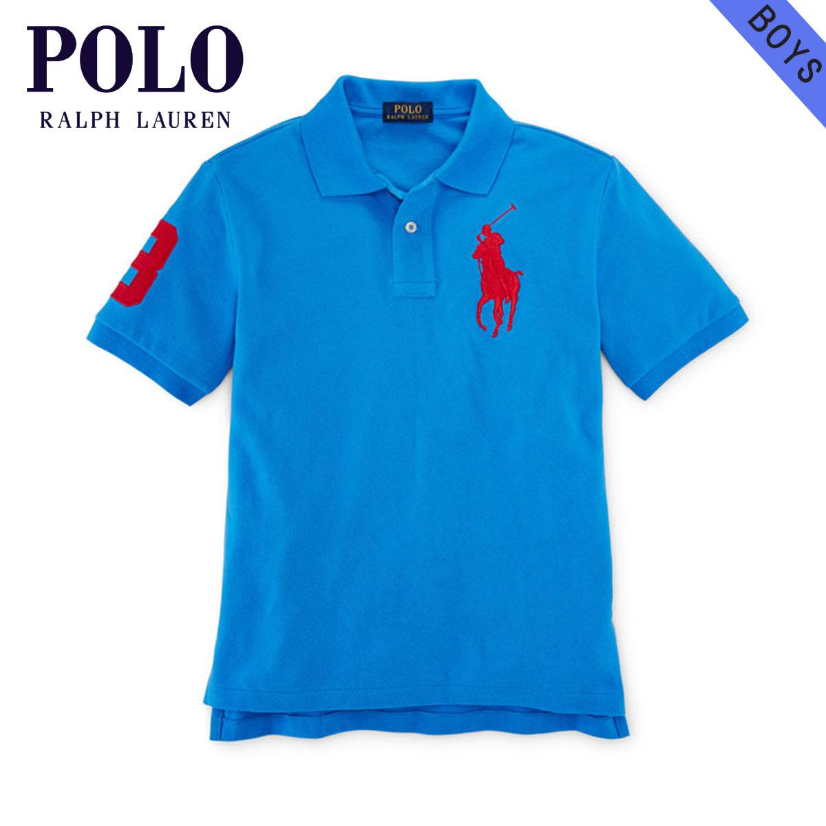 6d5f4423 Polo Ralph Lauren kids POLO RALPH LAUREN CHILDREN regular article children's  clothes boys polo shirt BIG ...