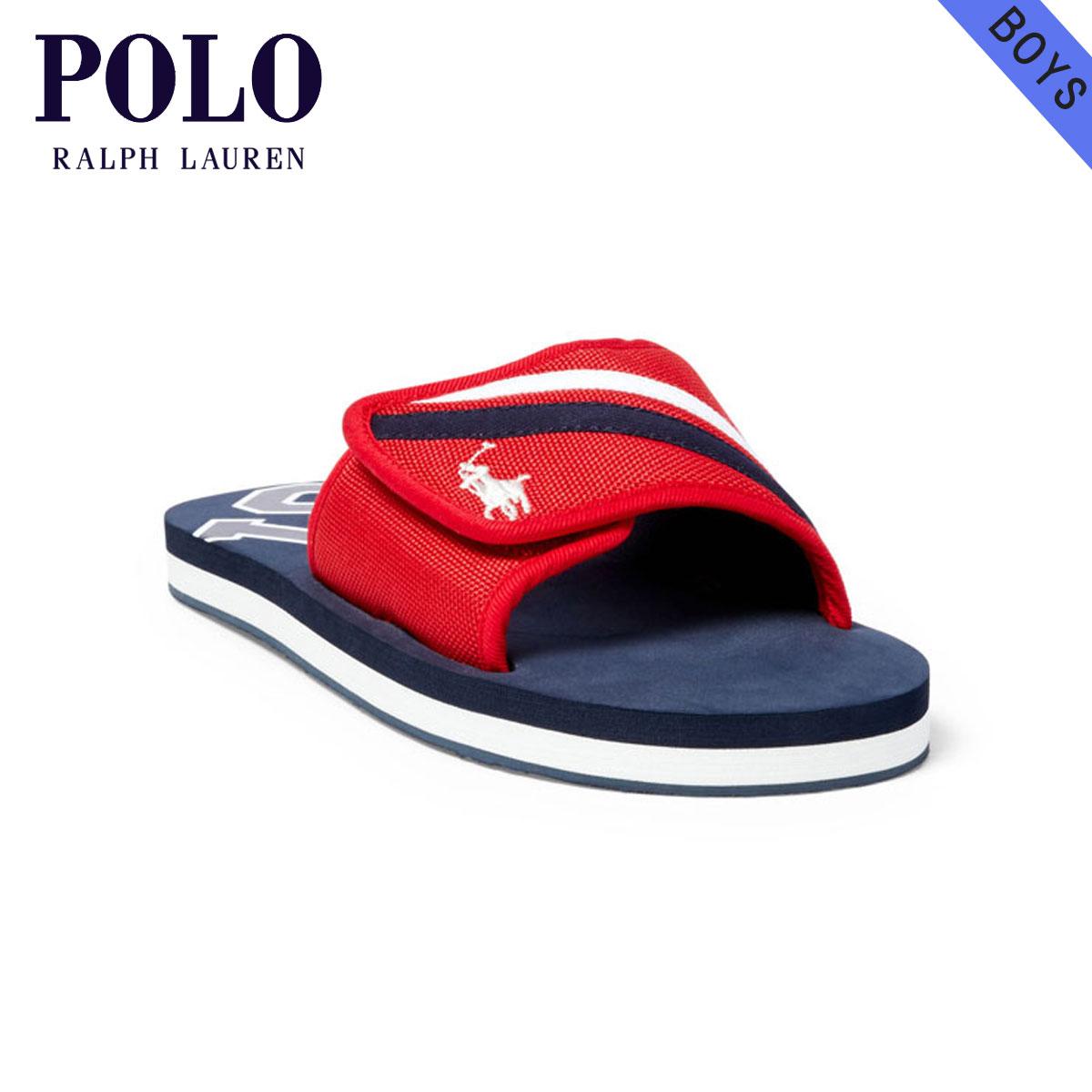 73087016e59 Polo Ralph Lauren kids sandals Boys children's clothes regular article POLO  RALPH LAUREN CHILDREN FERRY SLIDE III FLIP-FLOP 91908406 D00S20