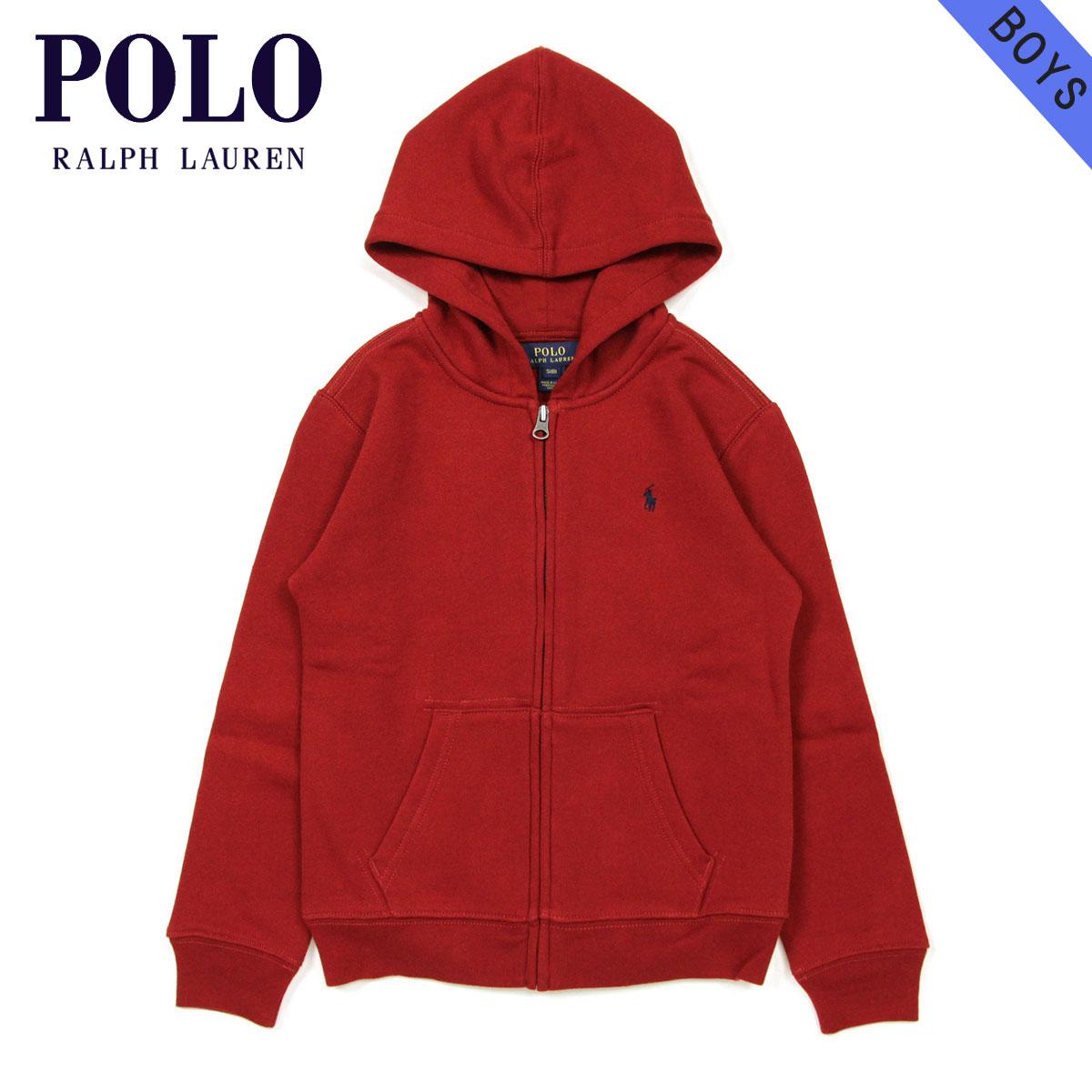 6fb1a9415 Polo Ralph Lauren kids POLO RALPH LAUREN CHILDREN regular article  children s clothes Boys zip up parka ZIP UP PARKA