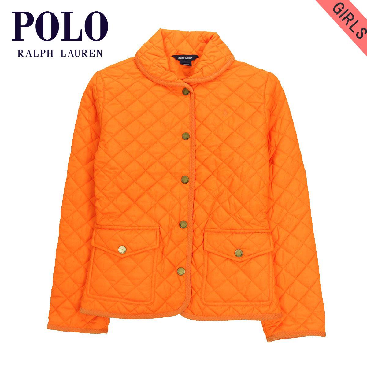 Quilting Polo Ralph Children's Clothes Shaw Regular Jacket Lauren Children Kids Article Girls 13lKFJTc