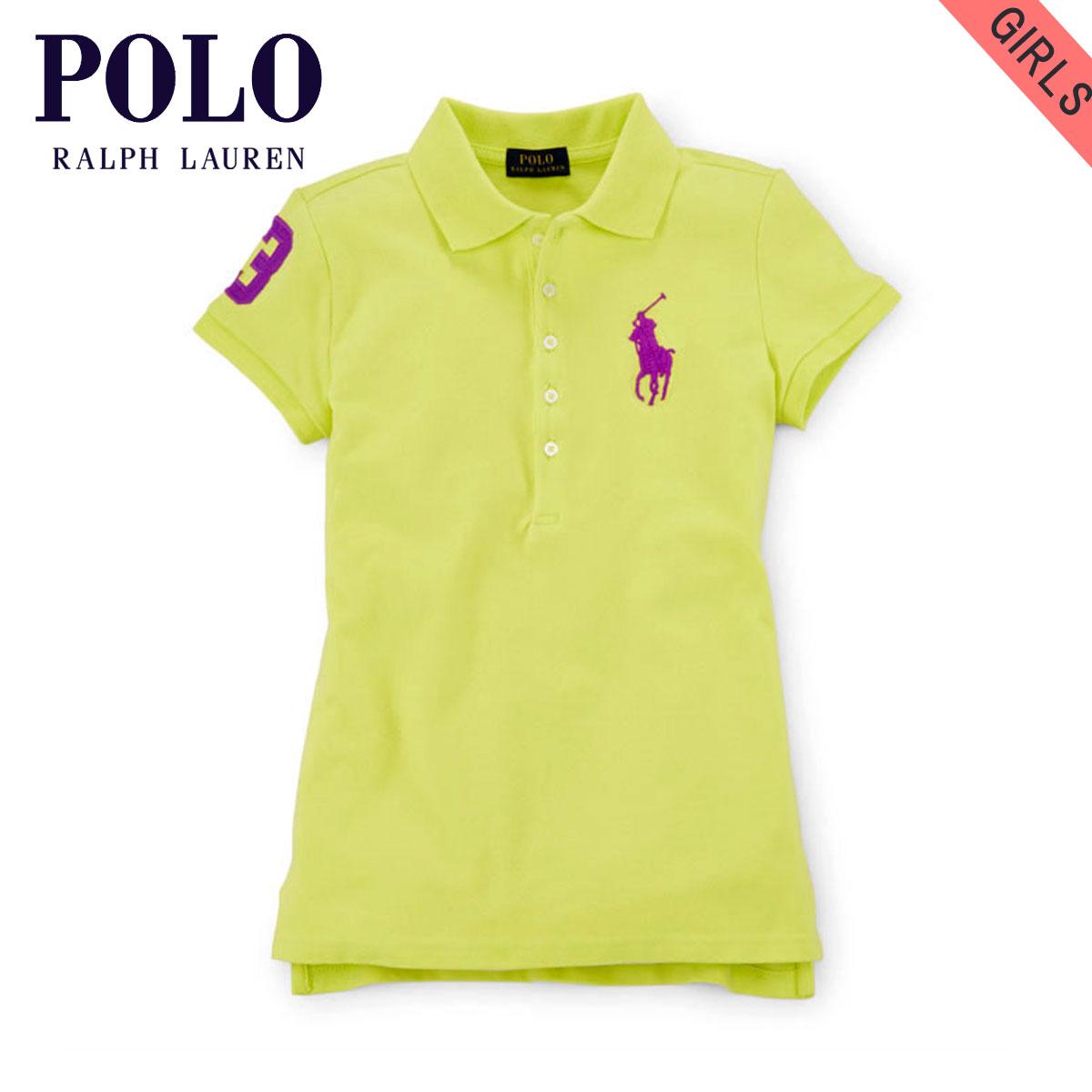 15db783674e8 Poloralflorenkids POLO RALPH LAUREN CHILDREN genuine kids clothing girls  polo shirt BIG PONY STRETCH COTTON POLO 70069556 10P09Jan16