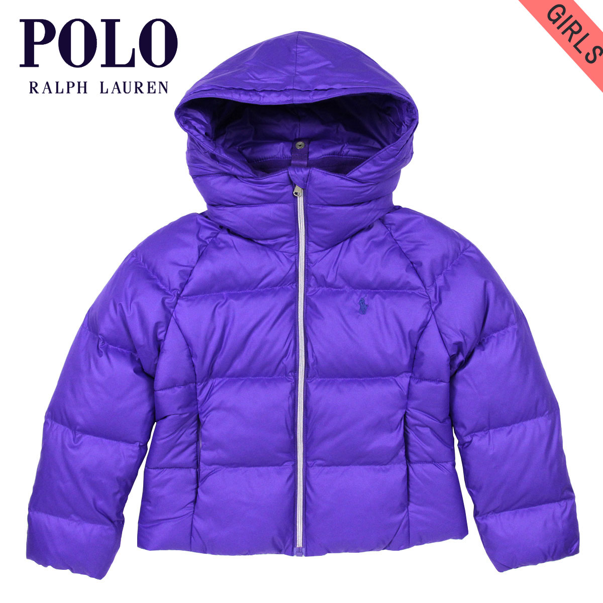 23923bbccf780 Poloralflorenkids POLO RALPH LAUREN CHILDREN genuine kids clothing girls  down jacket QUILTED DOWN JACKET 66152466