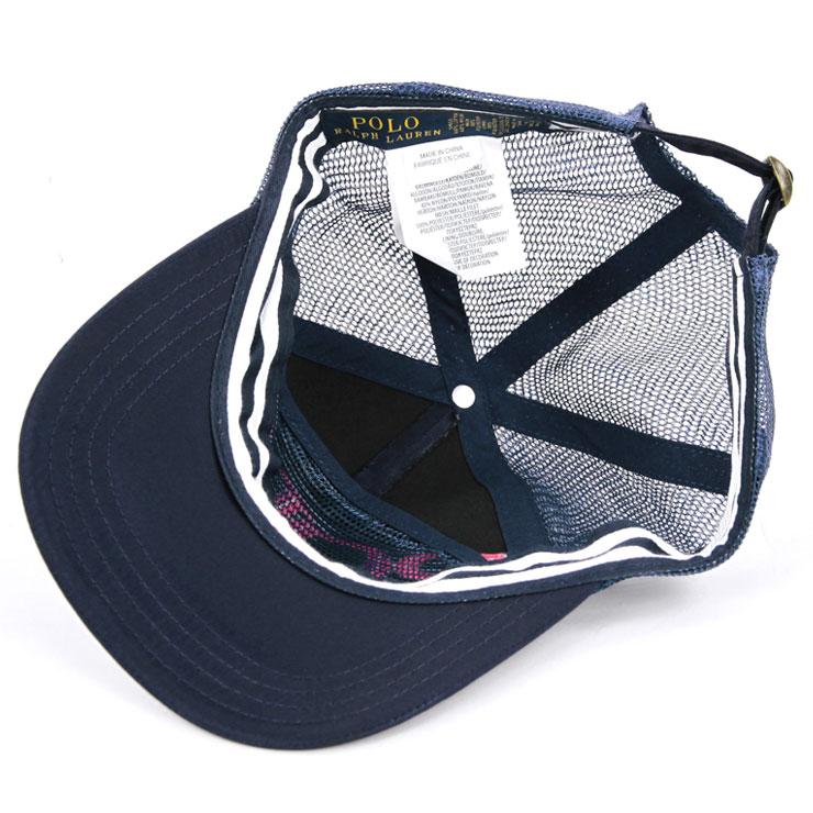 064431d5b75e4 ポロラルフローレンキッズ POLO RALPH LAUREN CHILDREN 正規品 子供服 ガールズ 帽子 キャップ EMBROIDERED