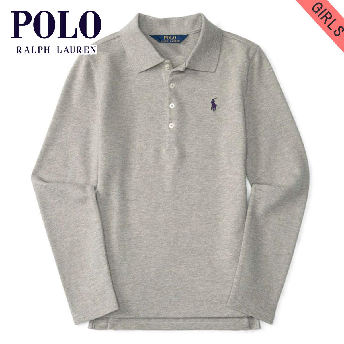 5bb01bc8 Polo Ralph Lauren kids POLO RALPH LAUREN CHILDREN regular article children's  clothes girls long sleeves polo ...