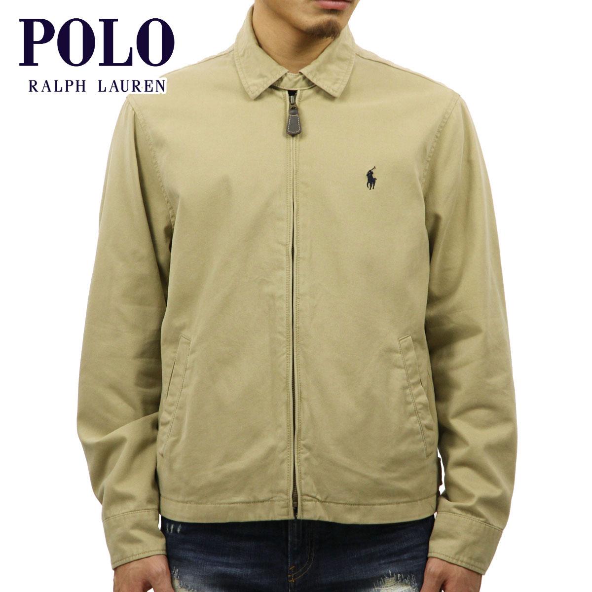 ポロ ラルフローレン ジャケット メンズ 正規品 POLO RALPH LAUREN アウター スイングジャケット PRL-NYC カーキ D00S20