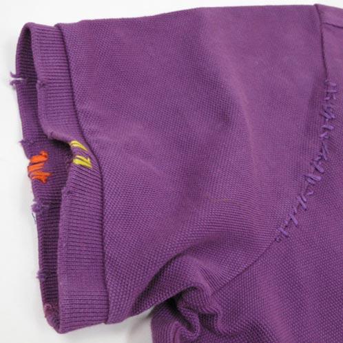 马球拉尔夫劳伦马球拉尔夫劳伦真正马球衬衫给小费马球珠紫色 10P11Apr15