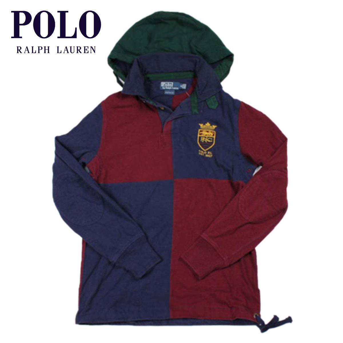 2e365915 Polo Ralph Lauren POLO RALPH LAUREN genuine mens pullover Parker Burgundy  size: P14Nov15