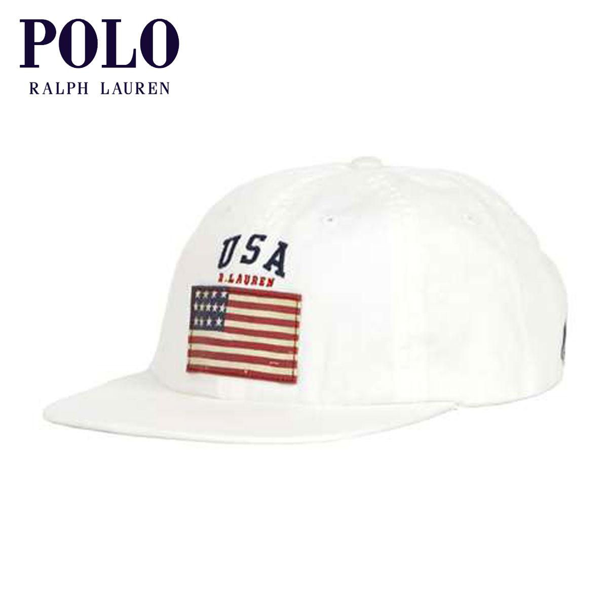 7fd9e5db4df00 Rakuten Ichiba shop MIXON  Polo Ralph Lauren POLO RALPH LAUREN regular  article hat cap USA Flag Hat white D00S20