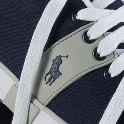 Polo Ralph Lauren POLO RALPH LAUREN genuine campus shoes Burwood Canvas  Sneaker Navy 10P22Jul14 70d58fc64