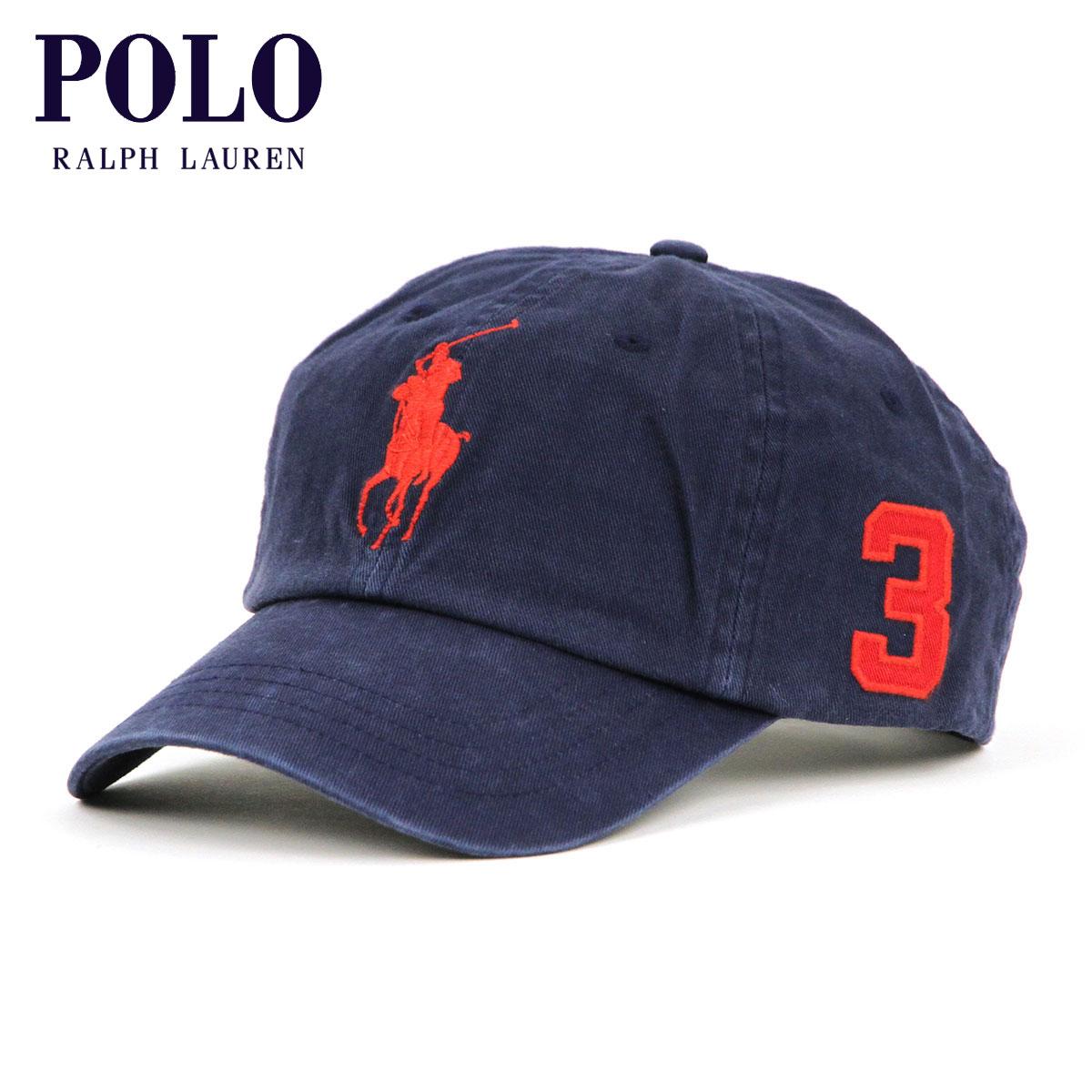 c4e09e7283 Polo Ralph Lauren cap men's regular article POLO RALPH LAUREN hat Big Pony  Hat NAVY D00S20