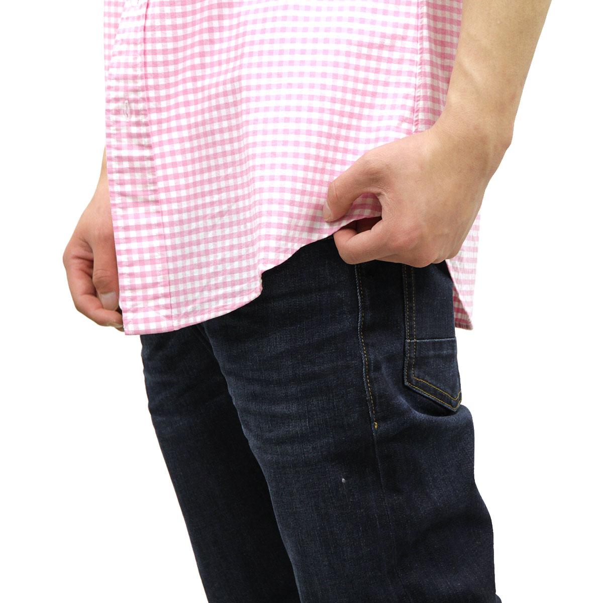 907d365470d Polo Ralph Lauren shirt men's regular article POLO RALPH LAUREN short  sleeves shirt button-down shirt Custom-Fit Short-Sleev