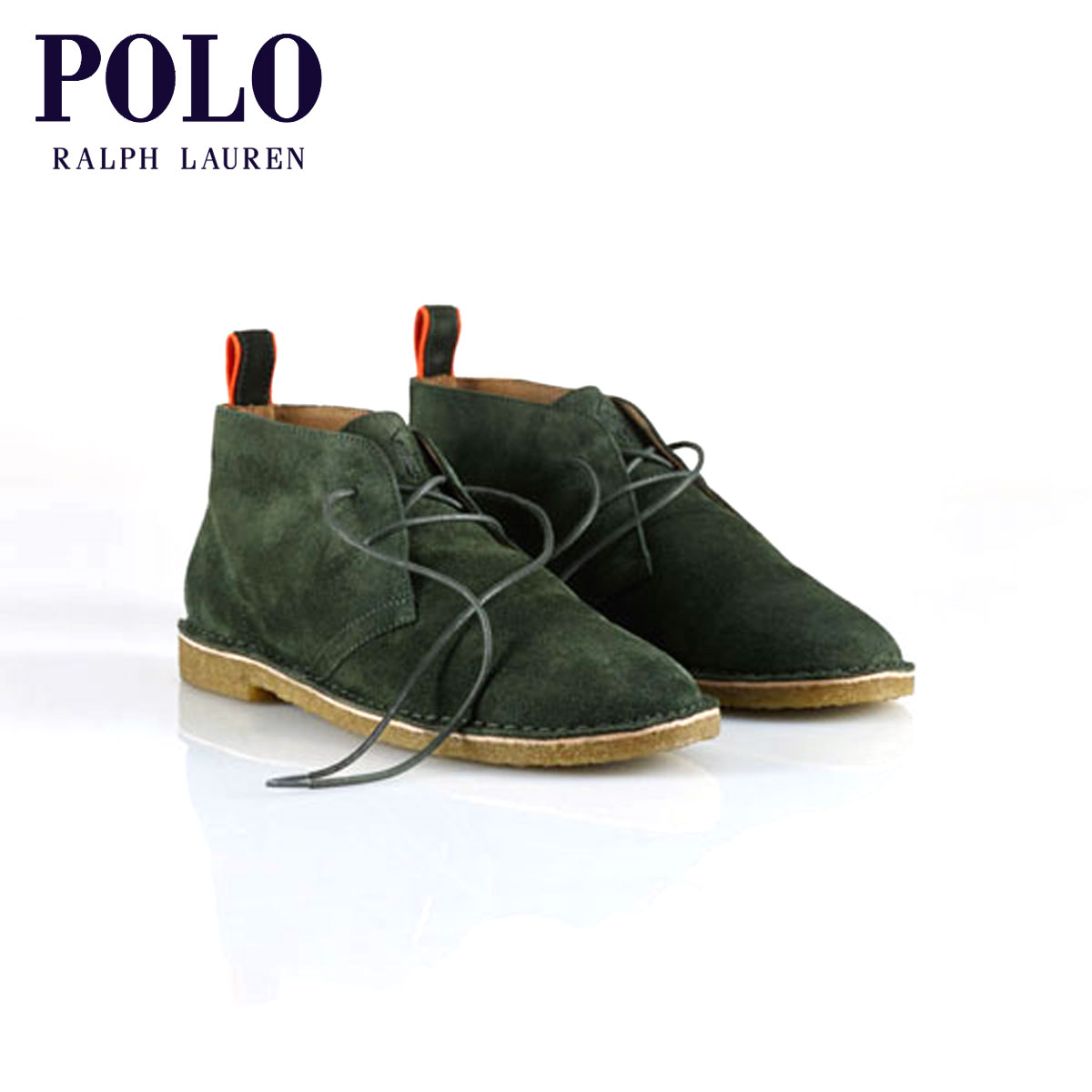 look good shoes sale incredible prices fresh styles Polo Ralph Lauren POLO RALPH LAUREN regular article men shoes Casterton  Suede Chukka Boot D20S