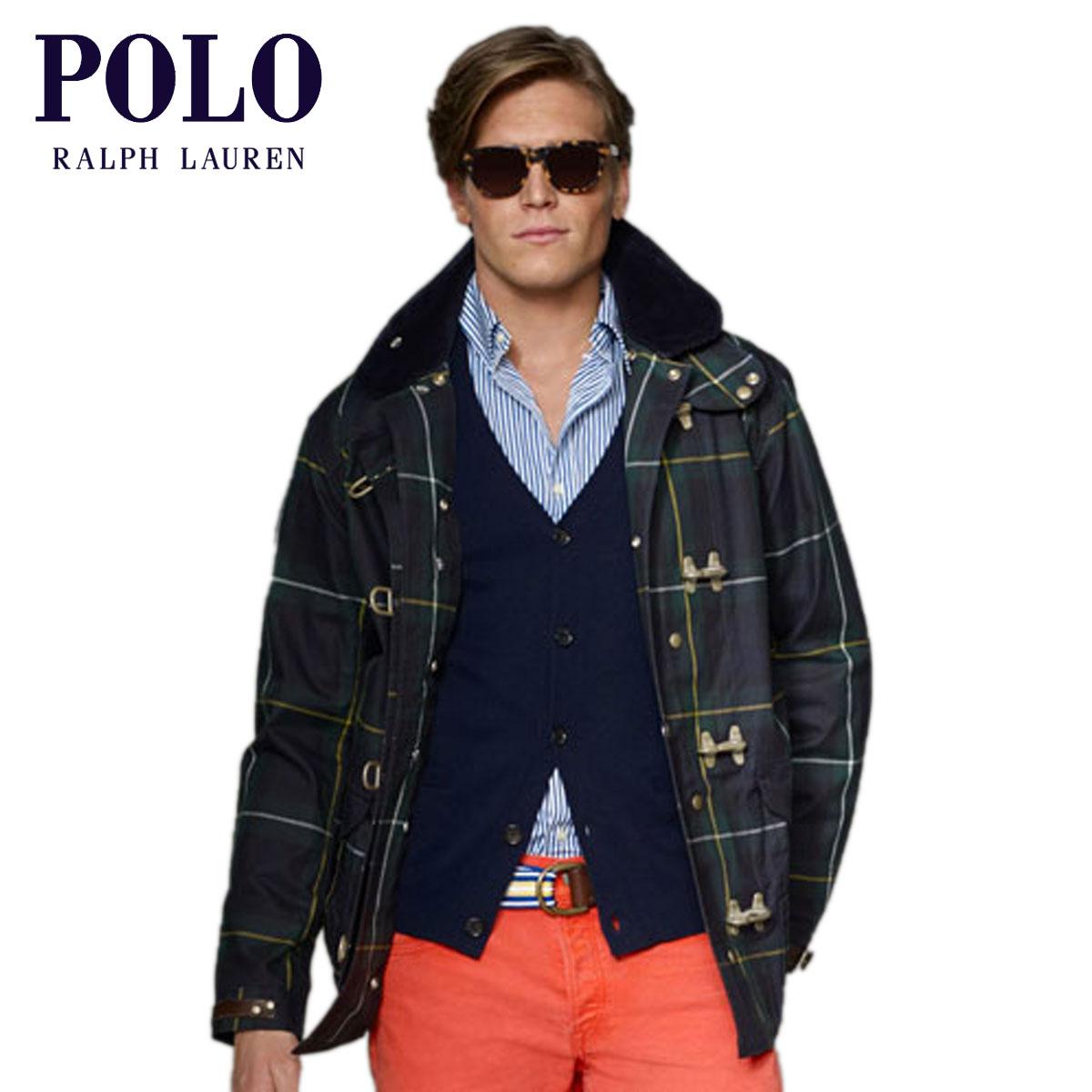 ポロ ラルフローレン POLO RALPH LAUREN 正規品 メンズ アウタージャケット Plaid Fireman's Jacket D20S30
