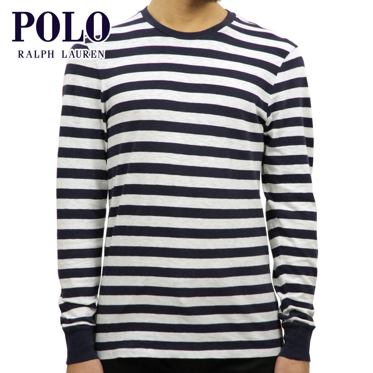 【販売期間 4/2 10:00~4/8 09:59】 ポロ ラルフローレン POLO RALPH LAUREN 正規品 メンズ 長袖Tシャツ Long-Sleeved Jersey T-Shirt D20S30