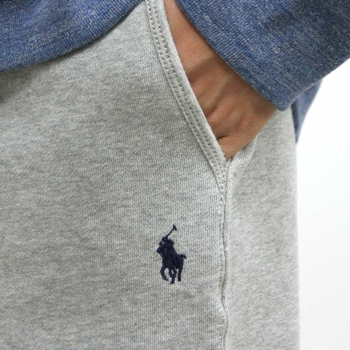 7b751023 Polo Ralph Lauren sweat shirt men's regular article POLO RALPH LAUREN  trainer underwear Classic Fleece Athletic Pant D15S25