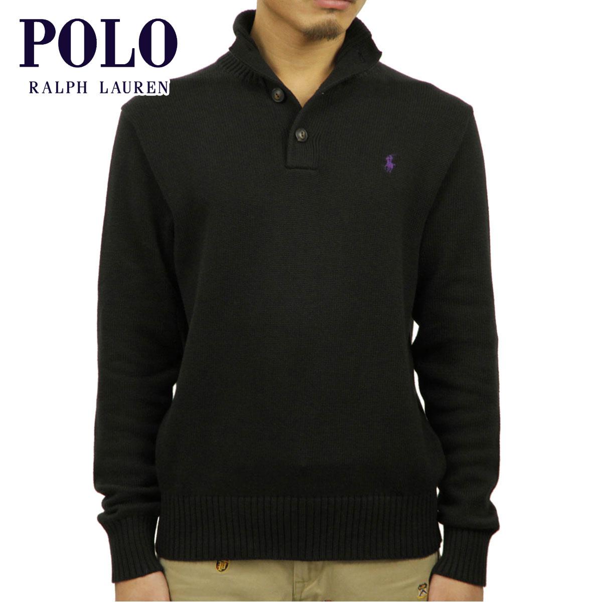 ポロ ラルフローレン POLO RALPH LAUREN 正規品 メンズ セーター COTTON MOCKNECK SWEATER D00S20