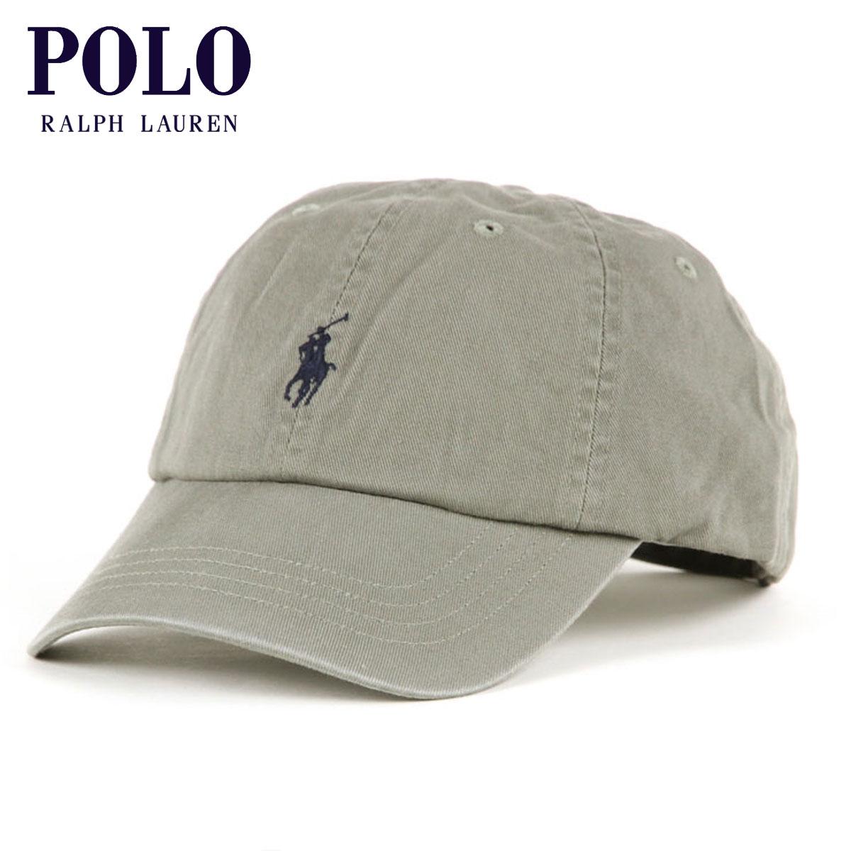 2d8176b9cc81 Polo Ralph Lauren POLO RALPH LAUREN genuine men s hats Cap COTTON CHINO  BASEBALL CAP