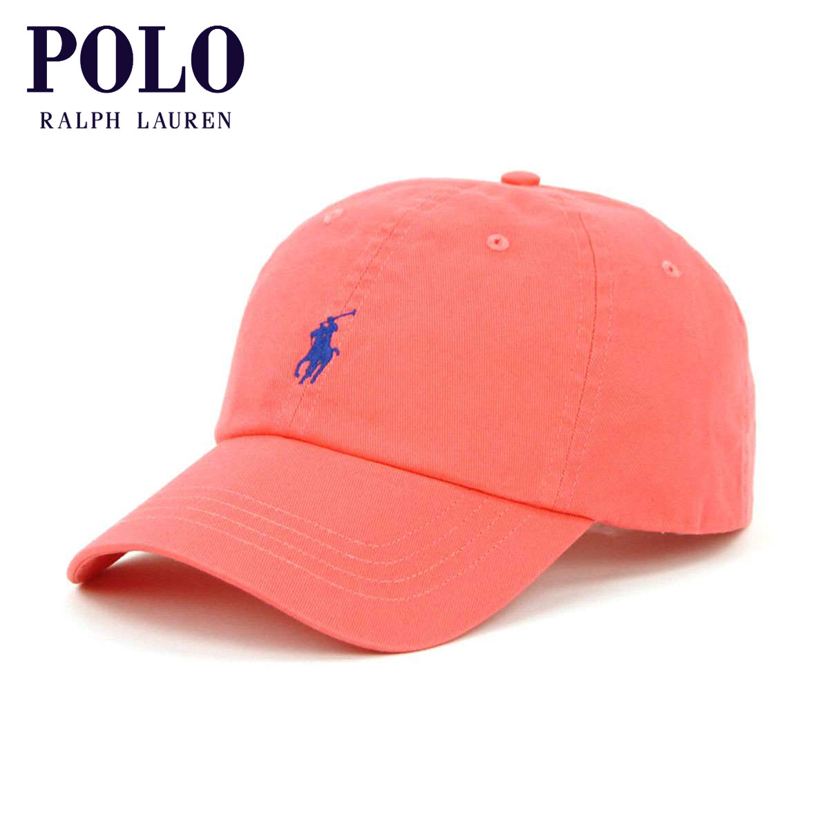 d0d9fccefe Polo Ralph Lauren POLO RALPH LAUREN regular article men hat cap COTTON  CHINO BASEBALL CAP