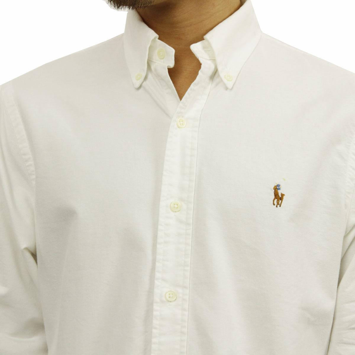 ????????? POLO RALPH LAUREN ??? ??? ????? Classic-Fit Oxford Shirt