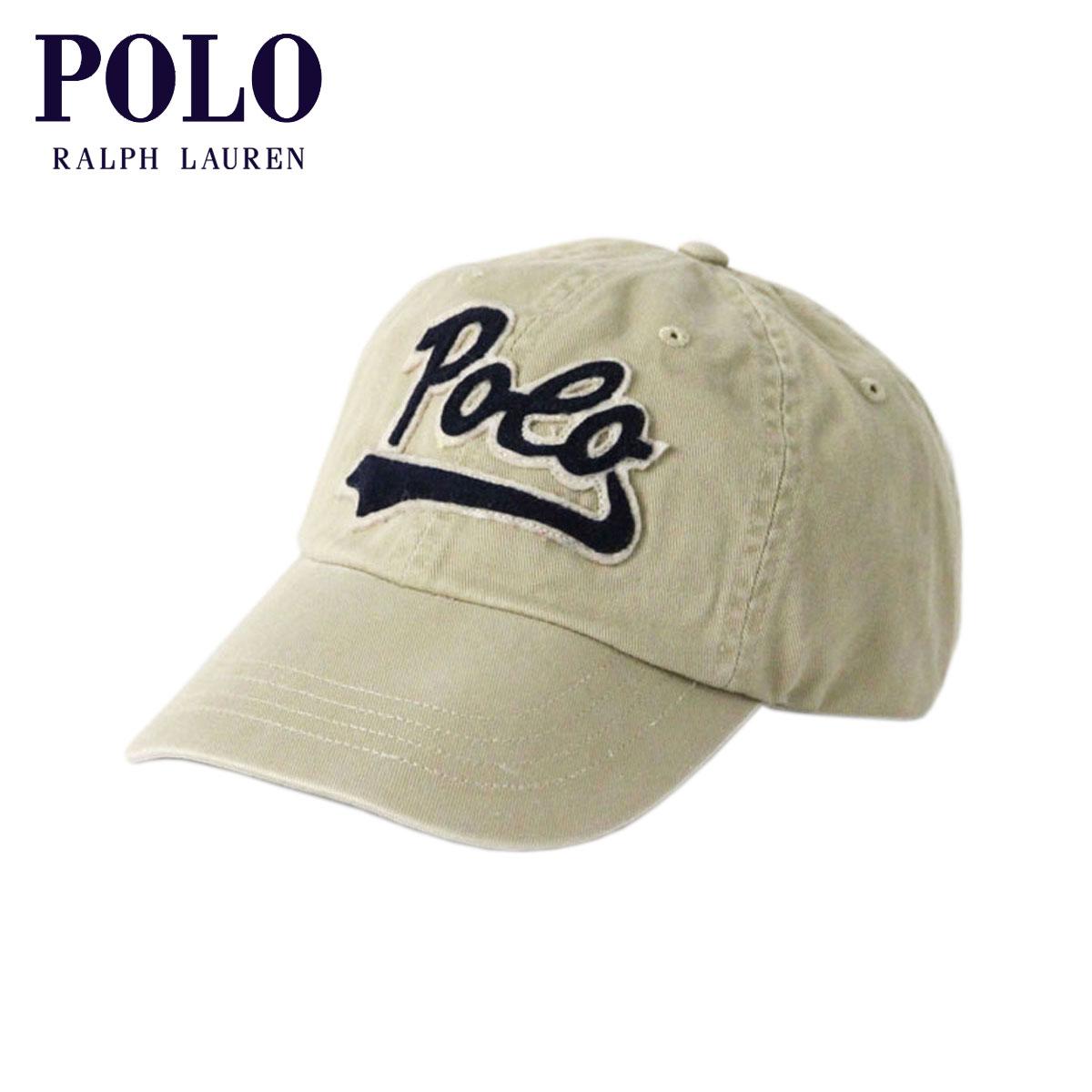 537d9dbecd4be Polo Ralph Lauren POLO RALPH LAUREN regular article men hat cap SCRIPT  COTTON CAP