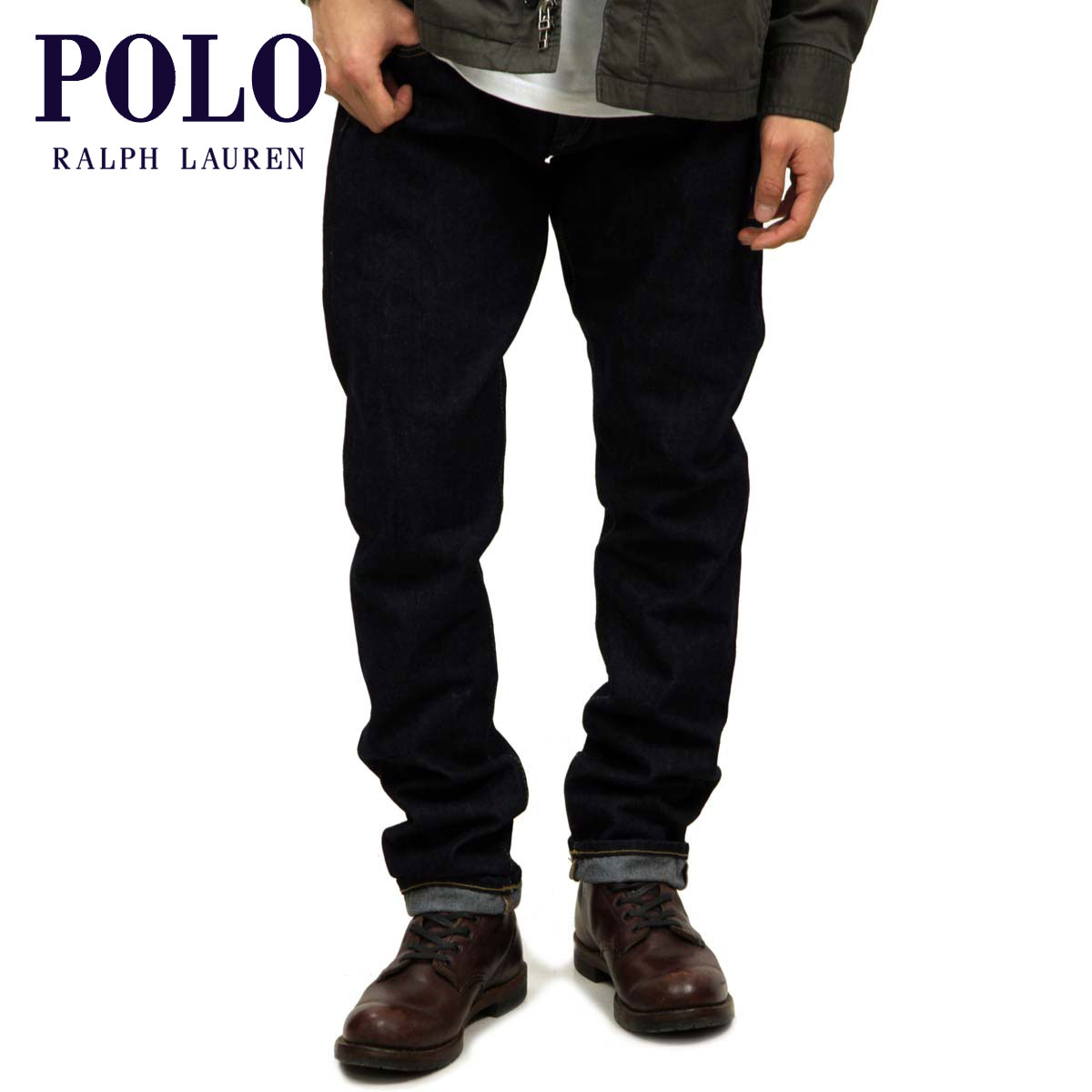 5d3495ce4a Polo Ralph Lauren jeans men's regular article POLO RALPH LAUREN jeans  SULLIVAN SLIM-FIT JEAN D00S20