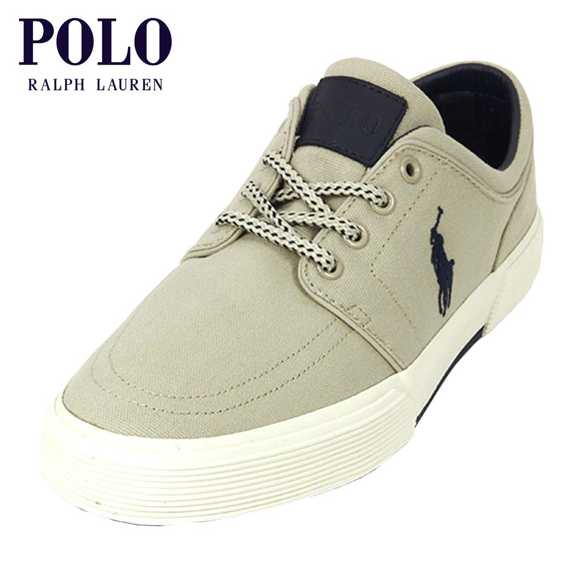 ポロ ラルフローレン POLO RALPH LAUREN 正規品 メンズ 靴 シューズ CANVAS FAXON LOW SNEAKER D00S20 父の日