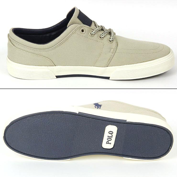 ポロラルフローレン POLO RALPH LAUREN 正規品 メンズ 靴 シューズ CANVAS FAXON LOW SNEAKER 436ab158c
