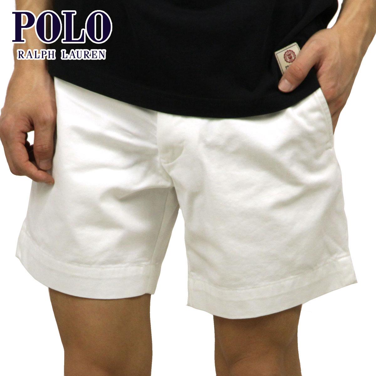 ポロ ラルフローレン POLO RALPH LAUREN 正規品 メンズ ショートパンツ CLASSIC FIT 6 CHINO SHORTS D00S15