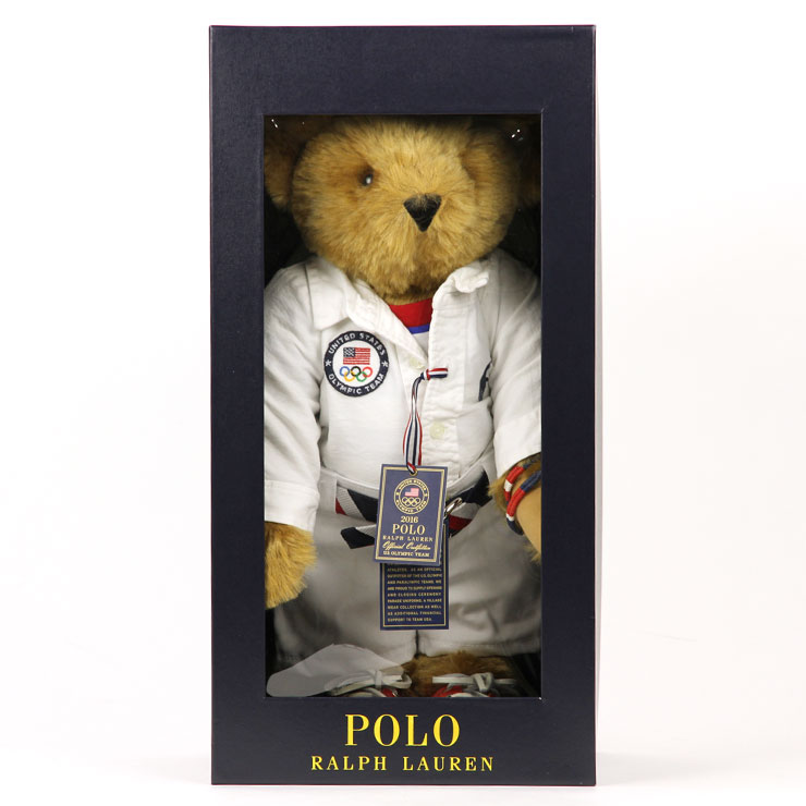 Polo D00s20 Regular Sewing Team Rio Including Ralph Bear Lauren Usa Article The ZuOXkwPiT
