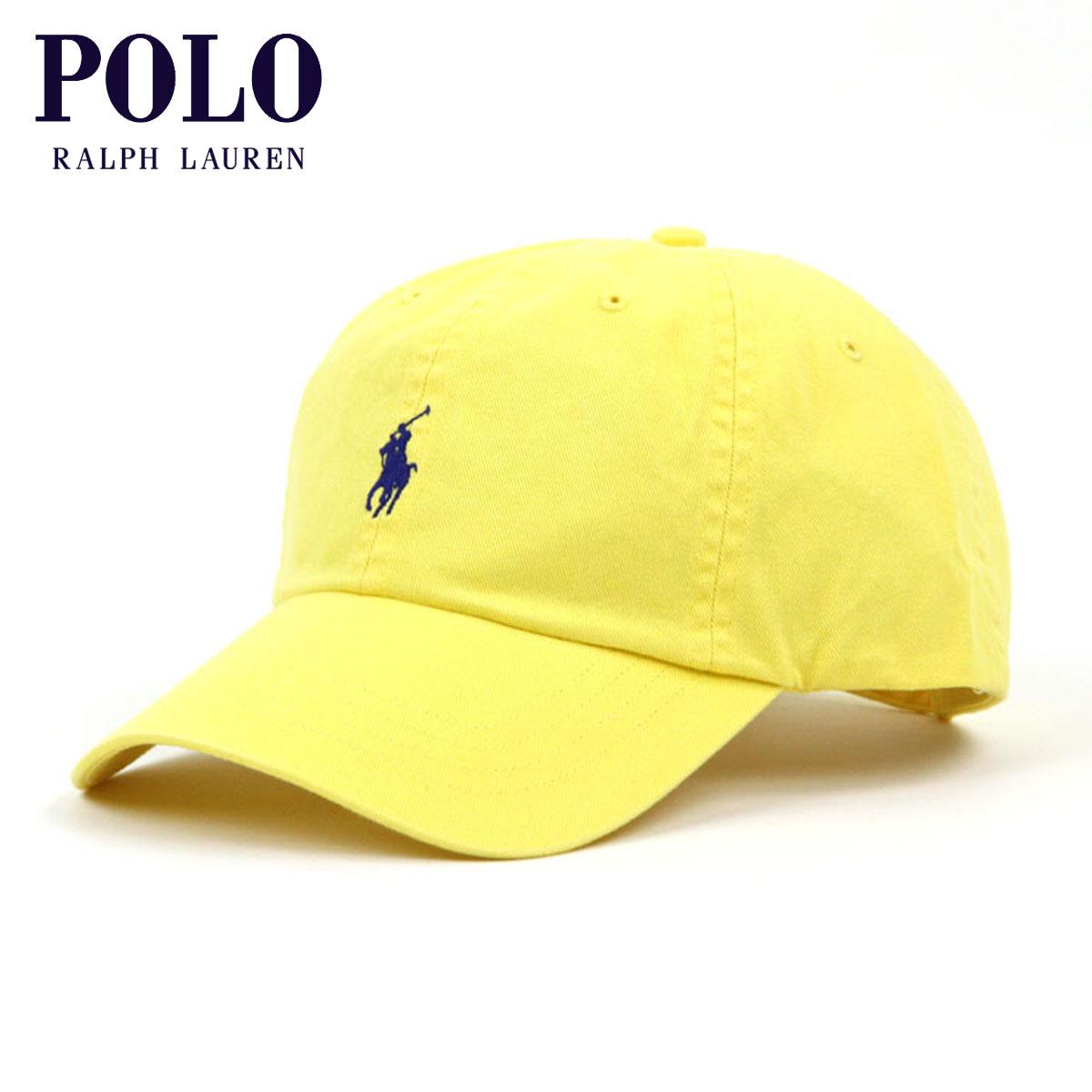 Polo Ralph Lauren POLO RALPH LAUREN regular article men hat cap COTTON  CHINO BASEBALL CAP 52a8971f4a28