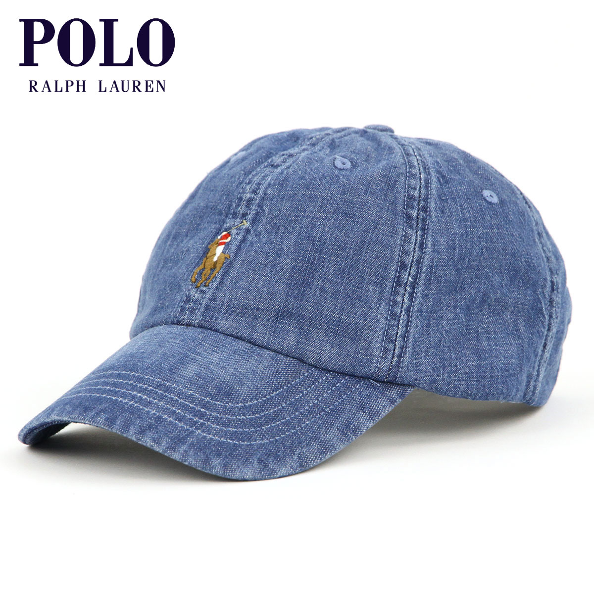 Rakuten Ichiba shop MIXON  Polo Ralph Lauren POLO RALPH LAUREN regular  article men hat cap COTTON CHINO BASEBALL CAP  93e922a77a2