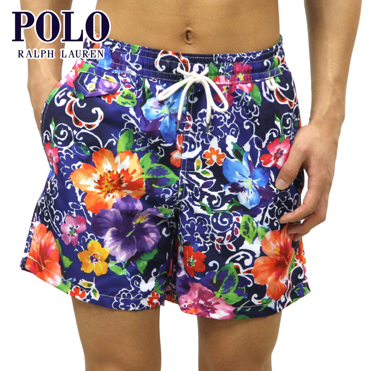 b02928b218 new style polo ralph lauren polo ralph lauren regular article men swimming  underwear swimsuit polo flower