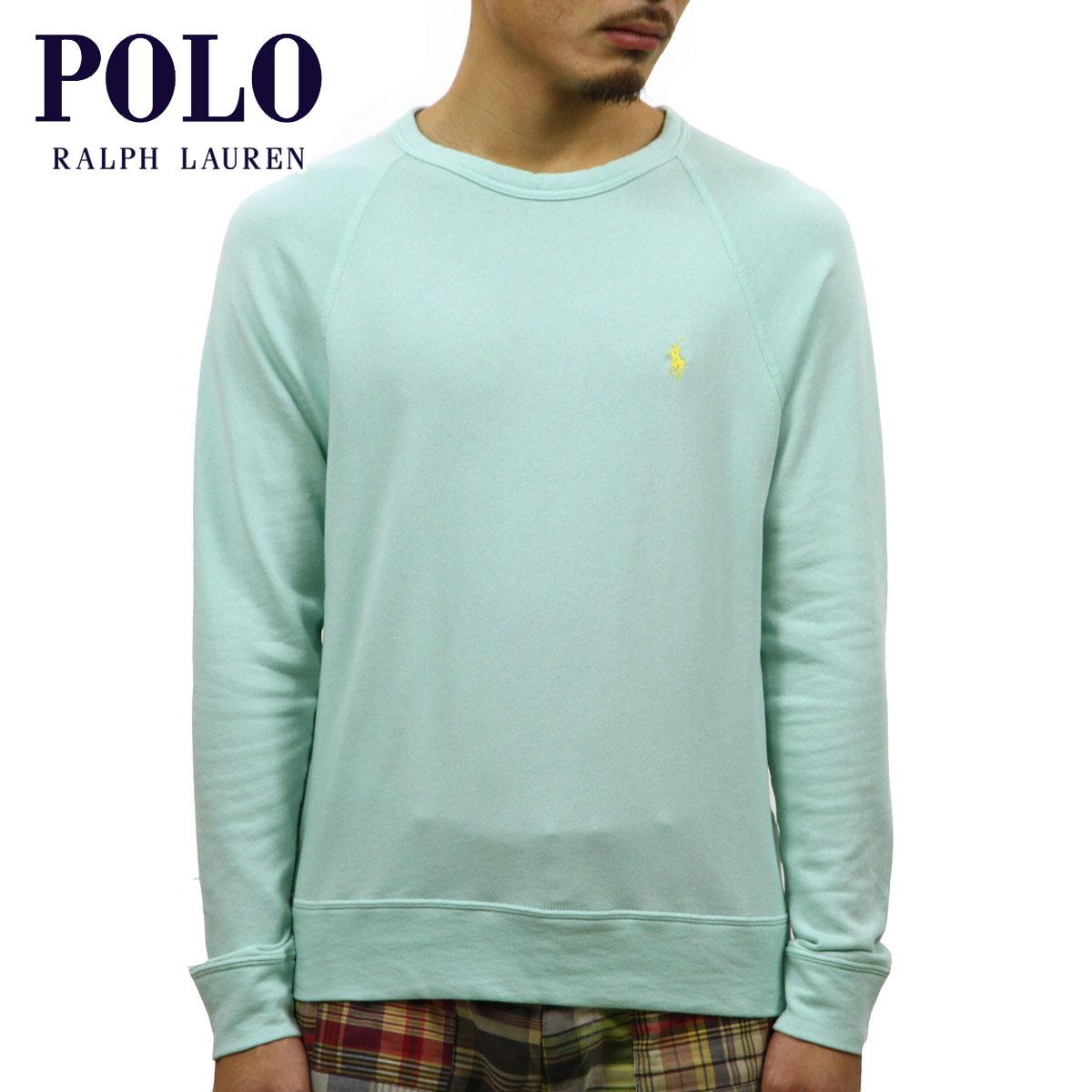 ae924aefb Polo Ralph Lauren POLO RALPH LAUREN regular article men sweat shirt COTTON SPA  TERRY SWEATSHIRT ...