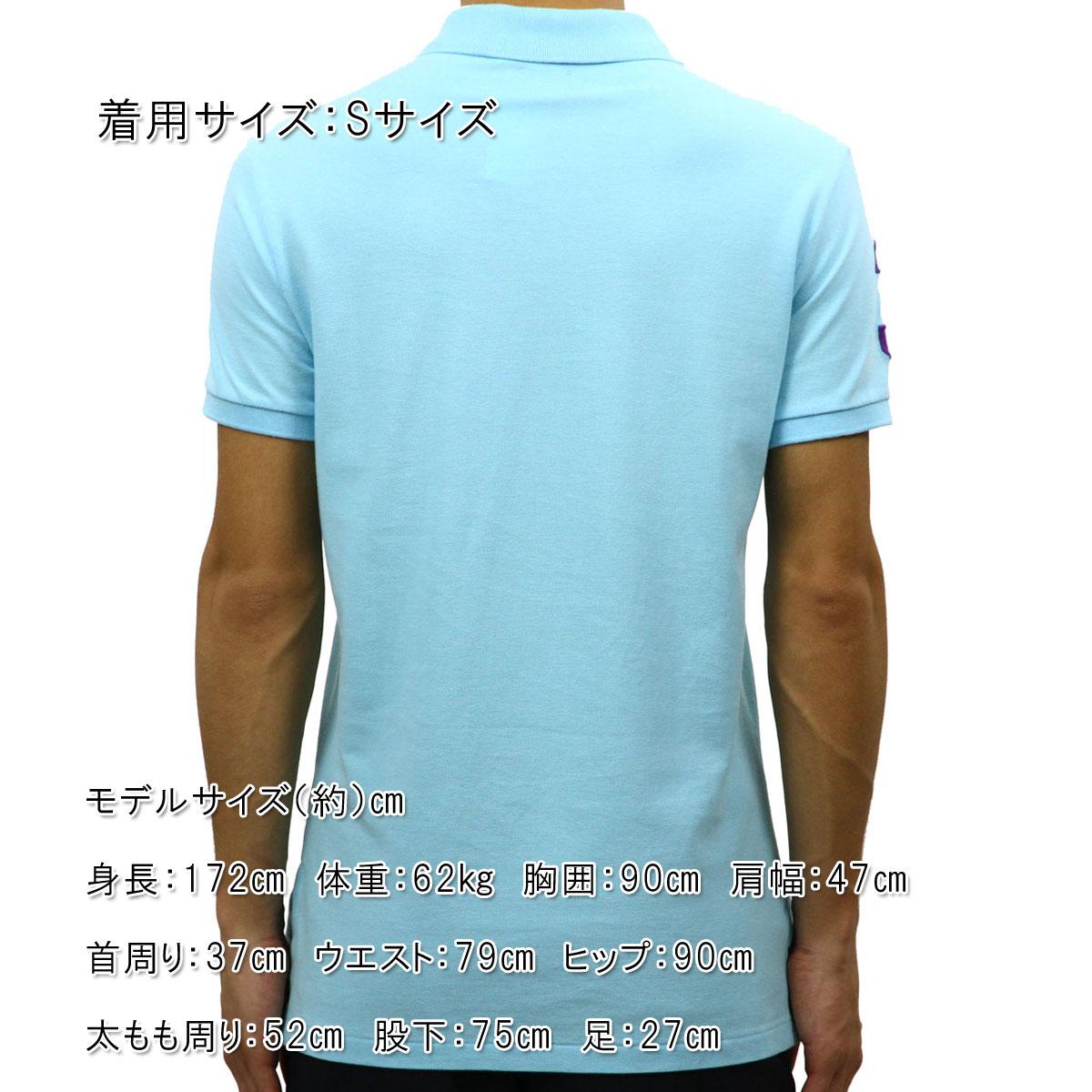 225a61571eb88 ポロラルフローレン POLO RALPH LAUREN 正規品 メンズ 半袖ポロシャツ CUSTOM-FIT BIG PONY POLO  ralph_mens_7