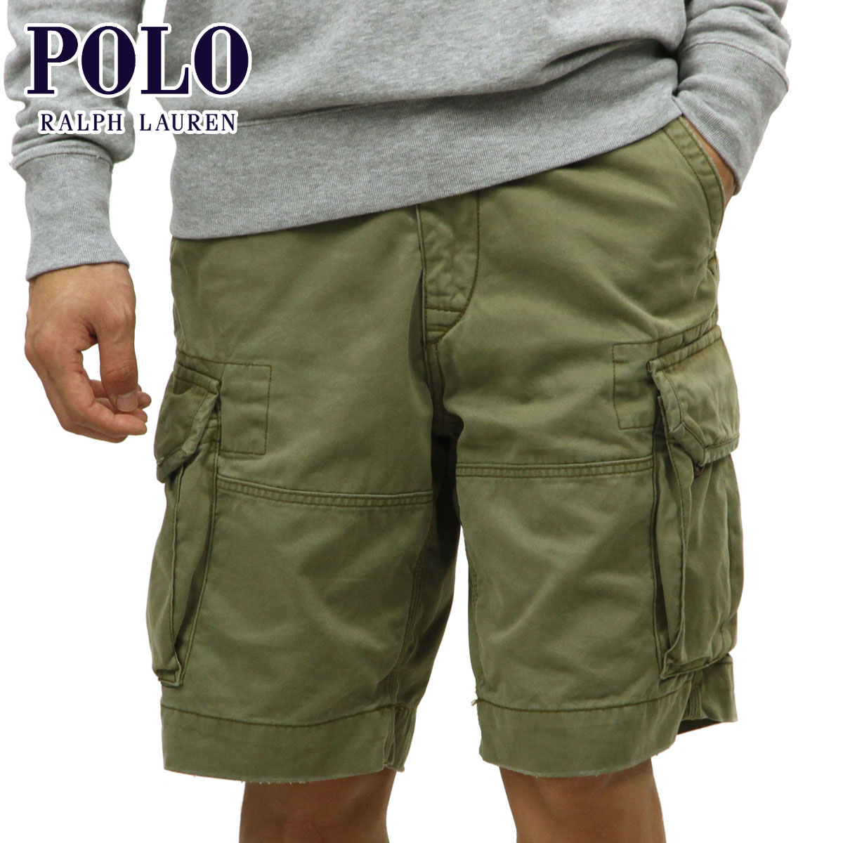 449f816b17 Polo Ralph Lauren POLO RALPH LAUREN regular article men short pants GELLAR  FATIGUE CHINO SHORT ...