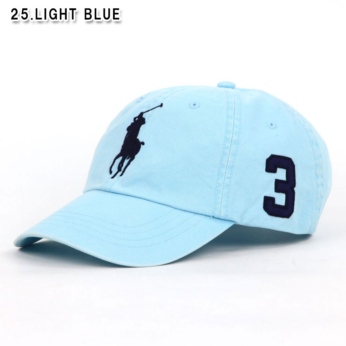 17a584bf52254 Polo Ralph Lauren POLO RALPH LAUREN regular article hat big pony numbering  baseball cap Big Pony Hat