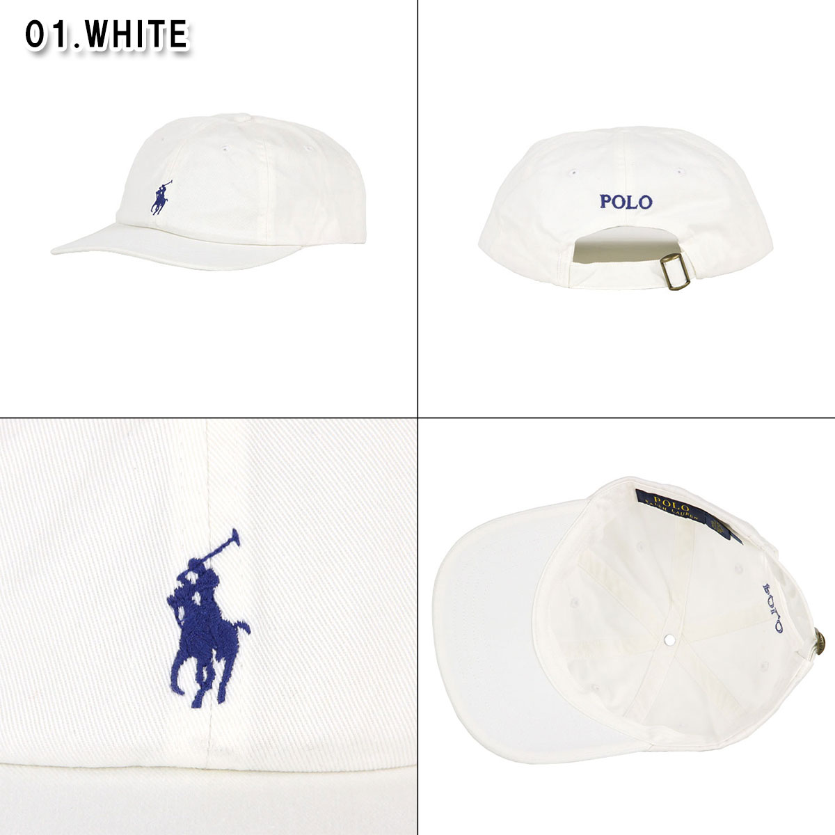 f1eaf0de9d4 Entering polo Ralph Lauren POLO RALPH LAUREN regular article men hat cap  one point embroidery COTTON BASEBALL CAP