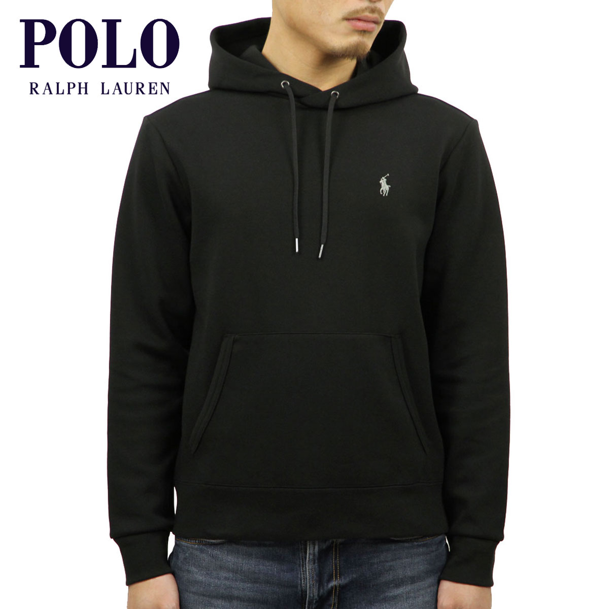 7d93c097f380 Polo Ralph Lauren POLO RALPH LAUREN regular article men pullover parka  DOUBLE-KNIT HOODIE