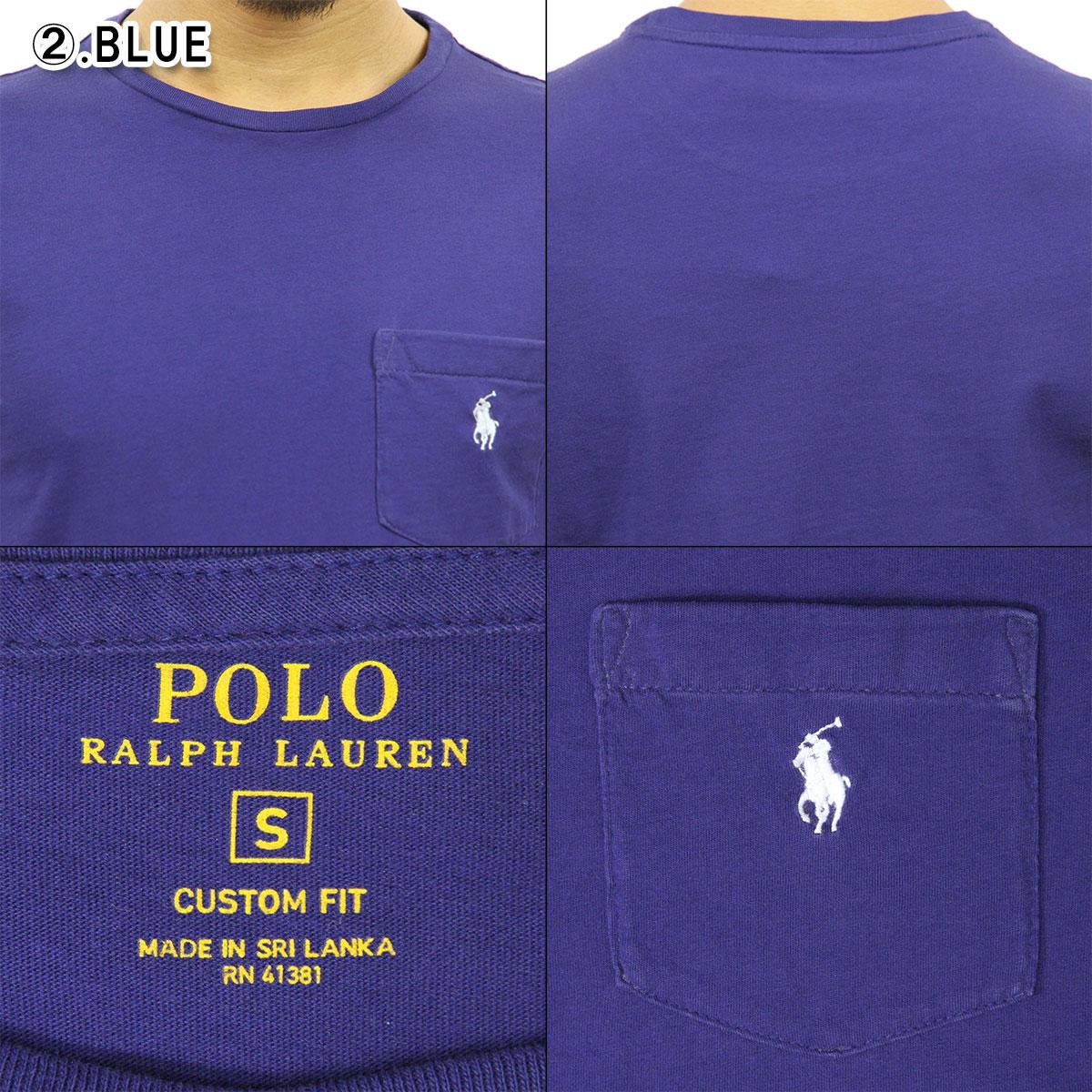 Polo Shirt Pocket T Sleeves Regular Cotton Article Men Ralph Lauren Short OXTwZiPku