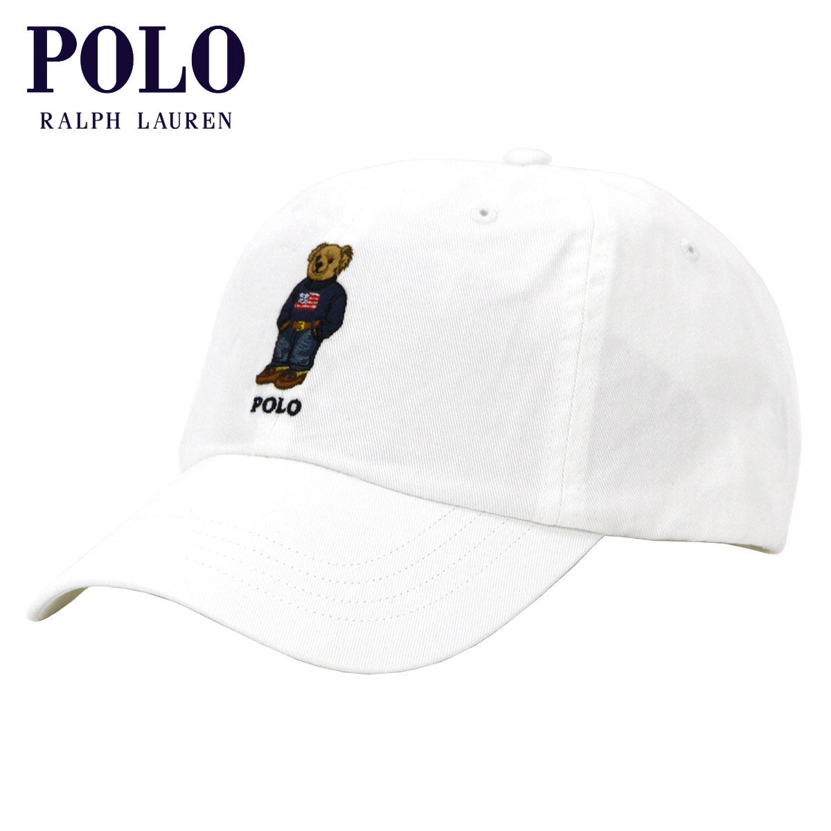 567507fe0ed45 Polo Ralph Lauren POLO RALPH LAUREN regular article men cap hat POLO BEAR  HAT GREY