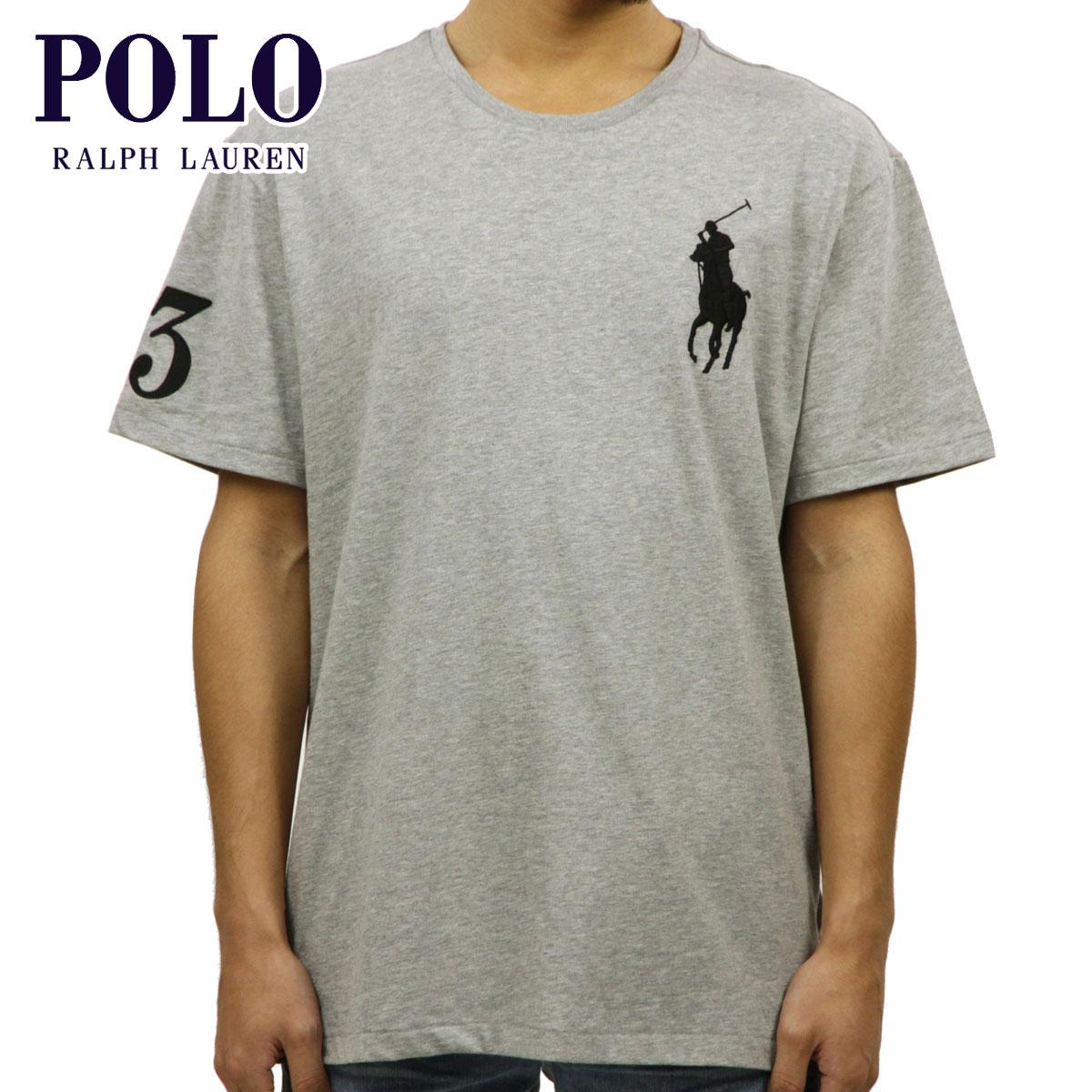 e775070e Polo Ralph Lauren POLO RALPH LAUREN regular article men big pony short  sleeves T-shirt ...
