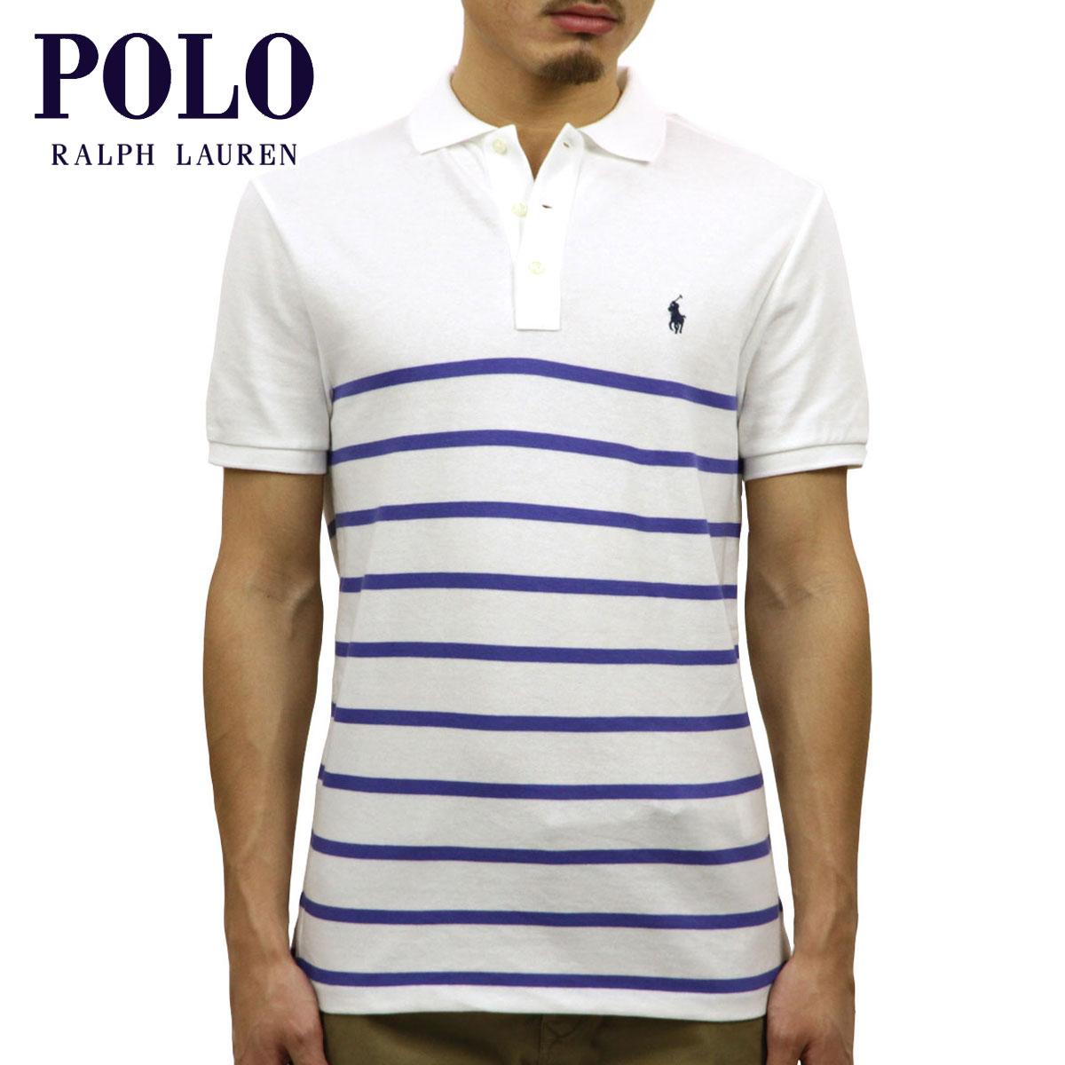 ポロ ラルフローレン POLO RALPH LAUREN 正規品 メンズ 半袖ポロシャツ PILE POLO SHIRT